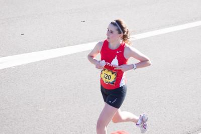 Marine Corps Marathon 2014 - Finish