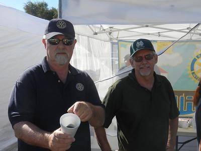 10-5-13 Hometown Fair Booth