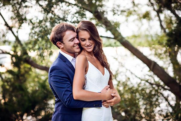 Emily and Ryan - Wedding Mini Session