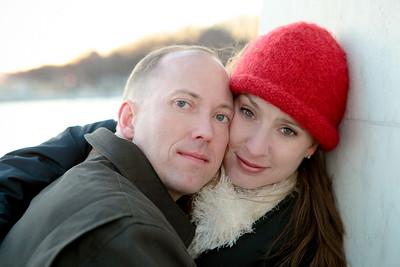 David & Aimee E-Session