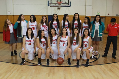 SHHS BASKETBALL PICTURE DAY • 02.17.15