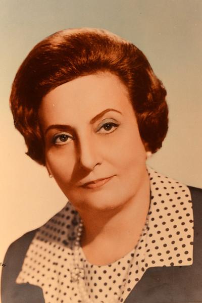 Rosa Yanovich 1960.jpg