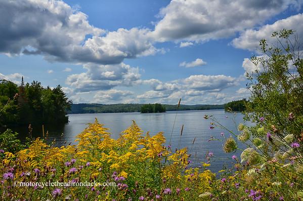 Tupper Lake NY to Long Lake NY