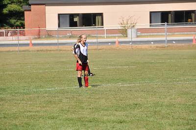 K'ville Girls Soccer - Sept 11, 2010