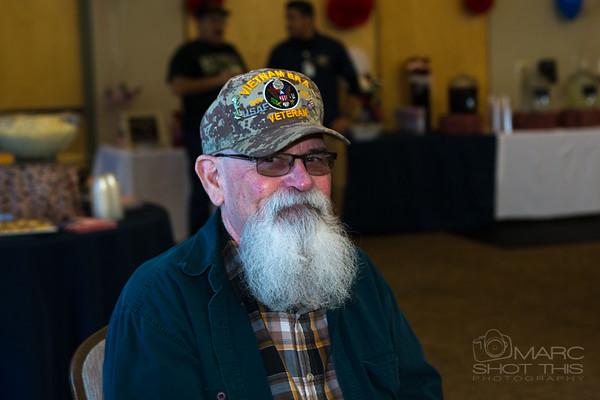 Veteran's Recognition Ceremony