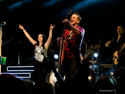 Thompson Square - July 19,  2014