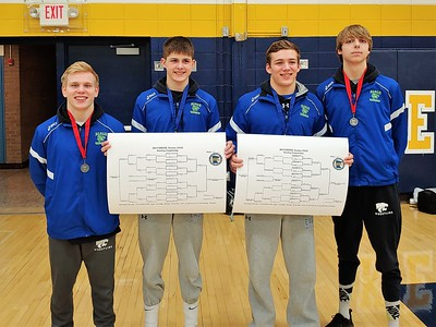 Individual sections   Eagan wrestling
