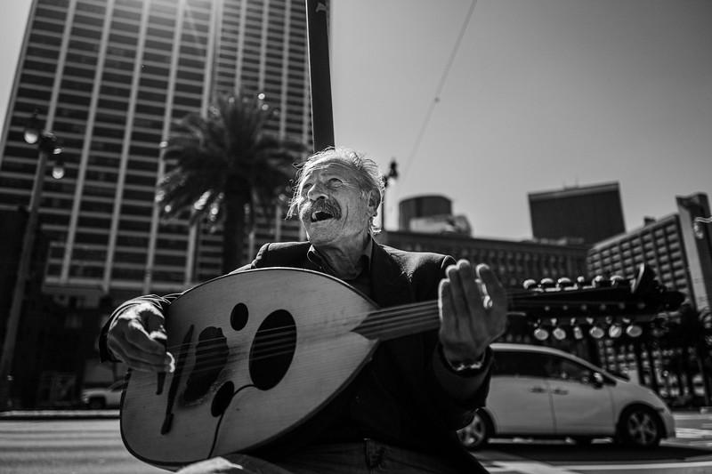 MUSICIAN San Francisco, USA