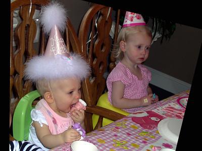 Kendalls 1st Birthday