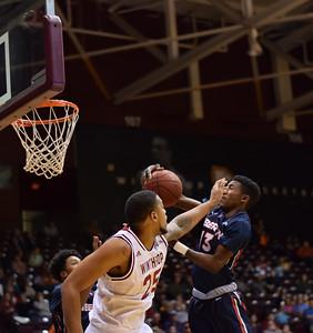 Winthrop Basketball Game 2015