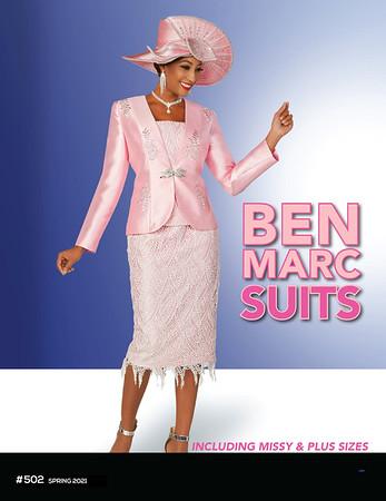 Ben Marc Suit Sale #502