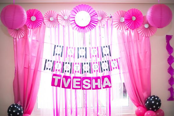 Tvesha's 10th Birthday