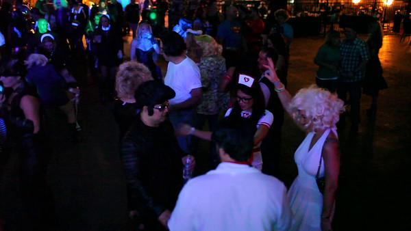 Paranormal Party 10-24-15