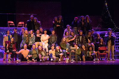 Arvada West Theatre Company - Rent - Dress Rehearsal