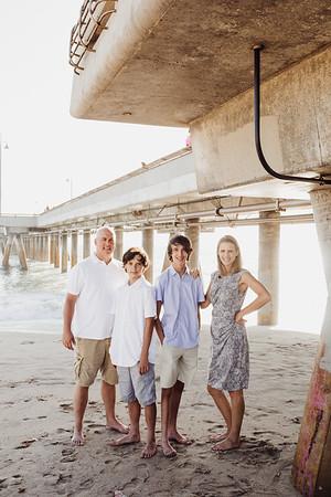 Anne Family / Venice Beach, CA