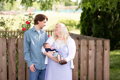Pritchett Family (R & M)