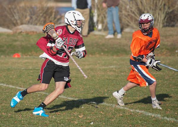 2013 Tabor Lacrosse