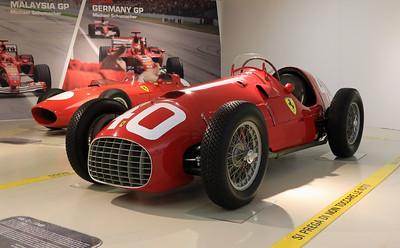 Ferrari Museum - Maranello, Italy