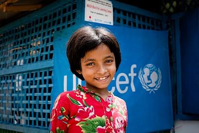 UNICEF Rohingya Refugee, Coxsbazar, Bangladesh. May-2018
