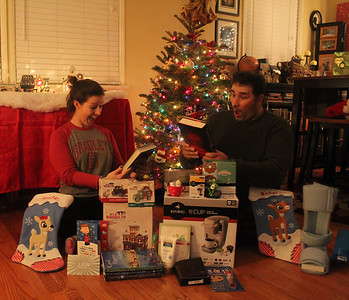 2013 1222 Rob and Jen Christmas