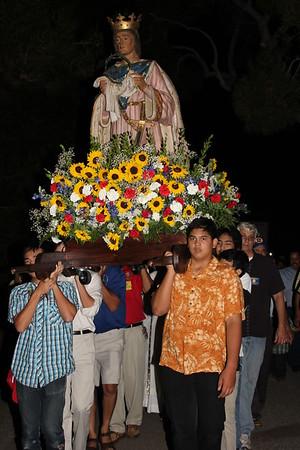 08-23-15 Feast of San Luis Rey