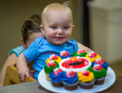 2013 Mason's First Birthday