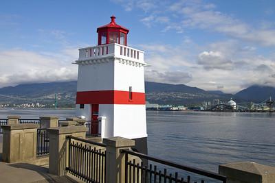 British Columbia Lighthouses