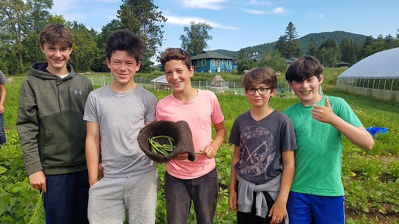Week 7 Camp Journal