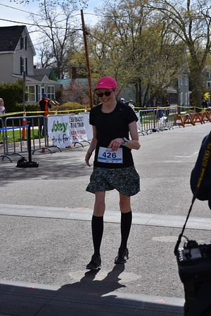 Sunday - Photos at the Finish Line