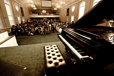 Orphans of Tajikistan Charity Piano Concert