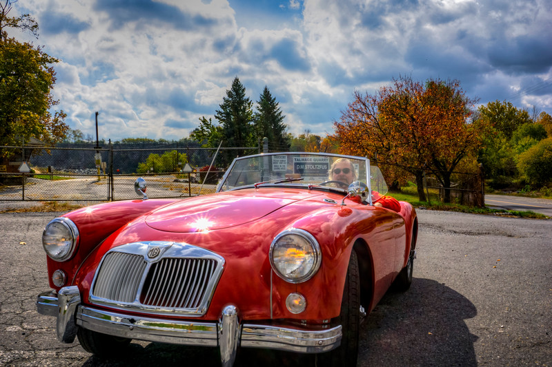 car - 56 MGA - Ralph Autumn Drive(p).jpg