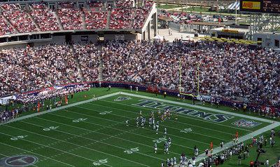 St. Louis RAMS Football: Away Game in Nashville (Titans)