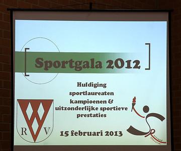Sportlaureaten 2012