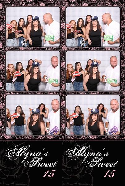 Alyna's Sweet 15 (06/15/19)