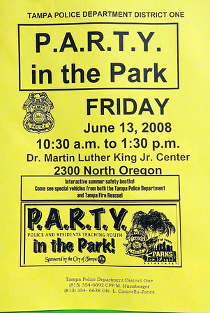 P.A.R.T.Y in the Park