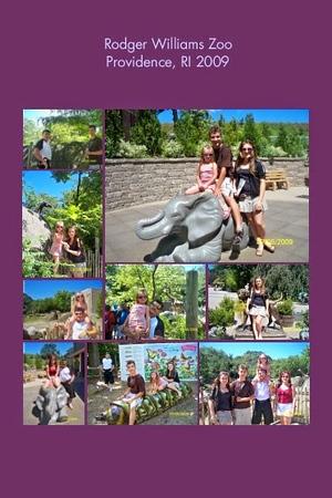 RI, Providence - Roger Williams Park Zoo