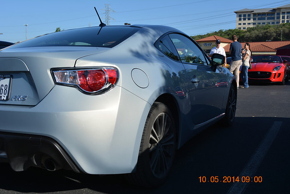 Cars&Coffee 05102014