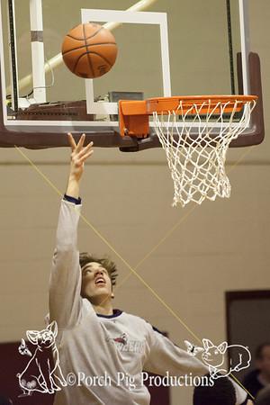 Evangel Vs MNU Mens Basketball