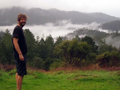 Weekend backpack hikes to Loma Prieta Hikers Hut