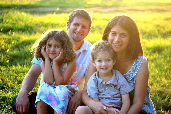 Jamie+Sam Family Portraits