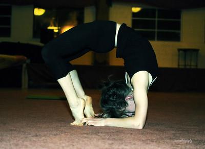 Acro Yoga 4/19/2011