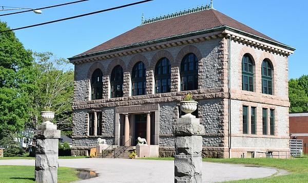 North Stonington 1 SM Library William Ricker