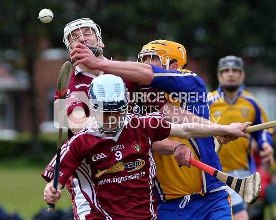 Na Fianna Junior B's vs Raheny 170515