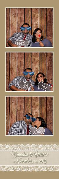 11/14/15 Brandon and Ivette