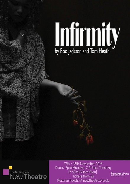 Infirmity poster