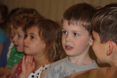 Jacob at Klein Gallan 2009