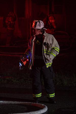 Structure Fire - 9 Leichtner Dr, East Hartford, Ct  7/15/20