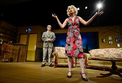 Longmont Theater Company rehearses for Fox on the Fairway