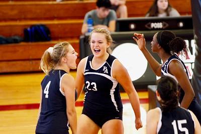 GV Volleyball vs. Tabor