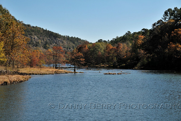 Beaver's Bend, OK - Fall of 2010
